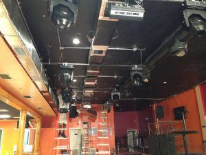 Lighting Stage Production