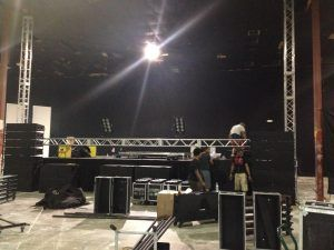Custom Stage Rental In Miami