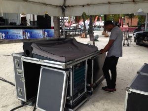 Event Sound Rental In Miami