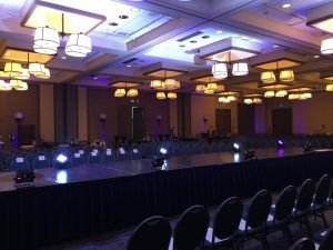 Miami Live Sound Video Lighting Stage Production